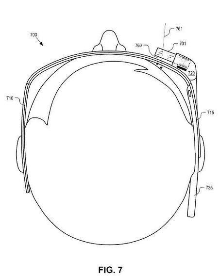 Google imagine de la réalité augmentée et des hologrammes pour ses Google Glass | Clic France | Scoop.it