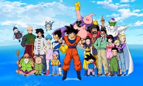 Dragon Ball Super se emitirá a través de Crunchyroll, Daisuki y AnimeLab | Noticias Anime [es] | Scoop.it
