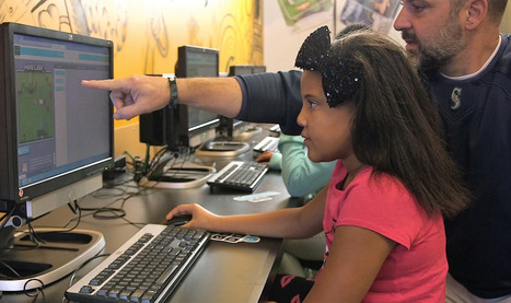 Microsoft uses 'Minecraft' to teach your kid how to code | Games, gaming and gamification in Higher Education | Scoop.it