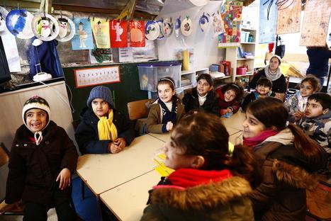 Calais : quelle école pour les enfants de migrants ?  | 1jour1actu | CLEMI : Infodoc.Presse-Jeunesse | Scoop.it
