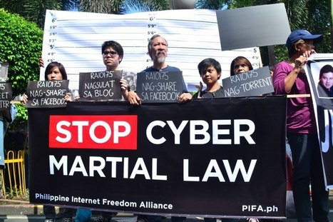 Philippine cybercrime law put on indefinite hold | Cyber Crime Law | Scoop.it