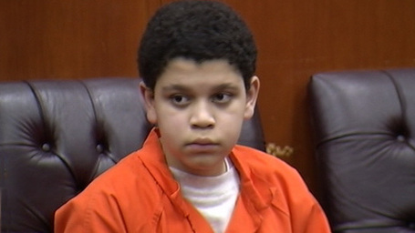 February trial set for 12-year-old accused killer | One child at a time | Scoop.it