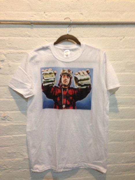 FRENCH MONTANA Shirt | Karim Kharbouch TShirt | Cash Money Rap Clothing | Nice T-Shirt | Scoop.it