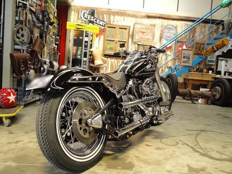 Kustom Store Motorcycles: Atelier KS: la Dirty Sweet | Kustom Store Motorcycles | Scoop.it