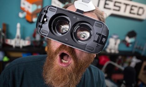 L'année zéro de la réalité virtuelle dans l'audiovisuel ? | Marketing de Destination | Scoop.it