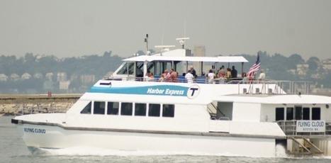 MBTA Commuter Boat Service Nets Record Ridership Total July 4th Weekend   Urban Water Transportation - Ferries   Scoop.it