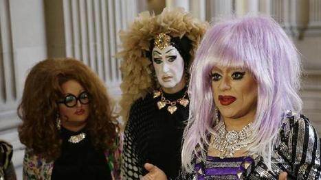 Drag queens dress down Facebook over names | MarketingHits | Scoop.it