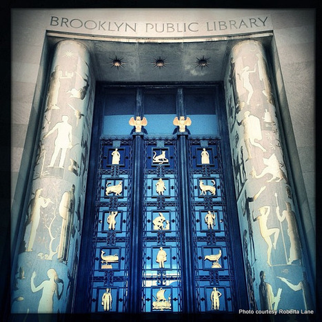 [Instagram Tour] Brooklyn Public Library Opens Its Newly Restored Doors - | Blogging Tips | Scoop.it