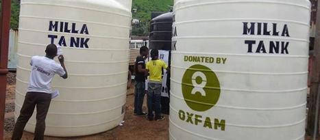 We have started a radio program against Ebola | Oxfam | Radio Hacktive (Fr-Es-En) | Scoop.it