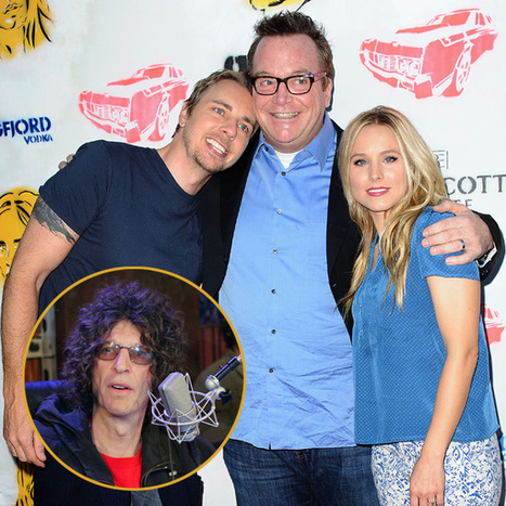 Tom Arnold Confesses to Howard Stern: Dax Shepard Offered to Donate Sperm ... - In Touch Weekly | Howard Stern | Scoop.it