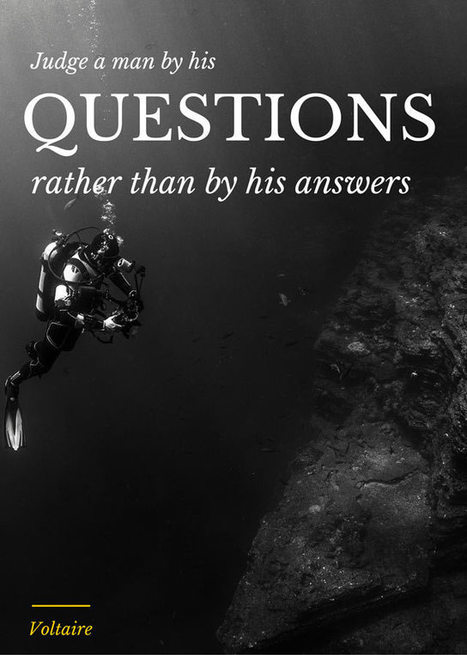 Learning to Ask Better Questions: 25 Tricks | 21st Century Literacy and Learning | Scoop.it