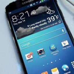 La chronique geek de meltyStyle : Samsung Galaxy S4, retour sur ... - meltyStyle | High Tech | Scoop.it