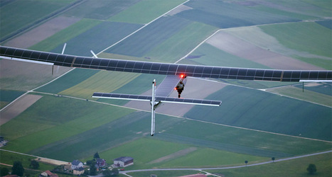 The Big Picture: Preparing for a solar-powered flight around the world | Heron | Scoop.it