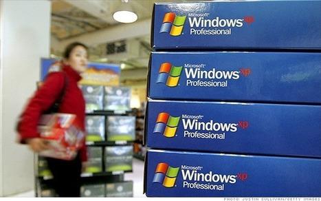 VT Technology Blog: Windows XP EOL | VT Technology Blog | Scoop.it