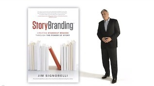 Bloomberg:  Ad Executive Signorelli Says 'StoryBranding' Works (Audio)   StoryBranding: How brands can embrace the power of story   Scoop.it