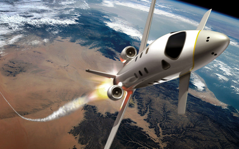 European Commercial Space Plane Prototype Set for May Drop Test   Perspectives on suborbital tourism industry   Scoop.it