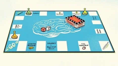 The Best Board Games for Developing Valuable Real-Life Skills   ICTO Zuyd   Scoop.it