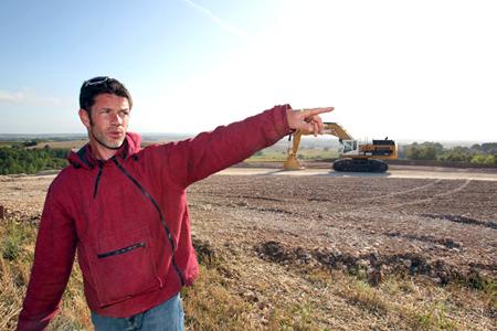 Charente : un viticulteur résiste à son expropriation   Viticulture   Scoop.it