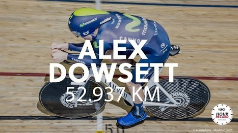 Timeline of modern UCI Hour Record | Pro Cycling Scoopit | Scoop.it
