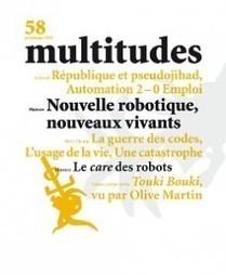 Post-Sapiens, les êtres technologiques - 58. Multitudes 58. Printemps 2015   multitudes