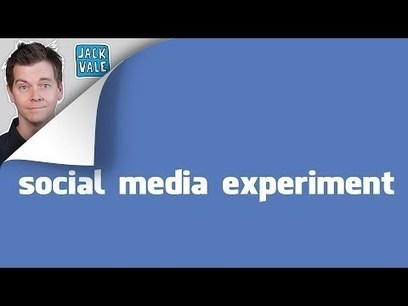 Forget about the NSA. Must Watch. SOCIAL MEDIA EXPERIMENT | Tracking Transmedia | Scoop.it