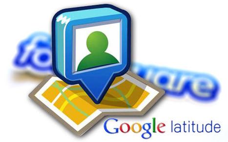 Google s'essaie à la géolocalisation sociale avec la MAJ de Maps | #Localisation | Scoop.it