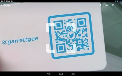 QR Code Reader - Applications Android sur Google Play | Qr Code | Scoop.it