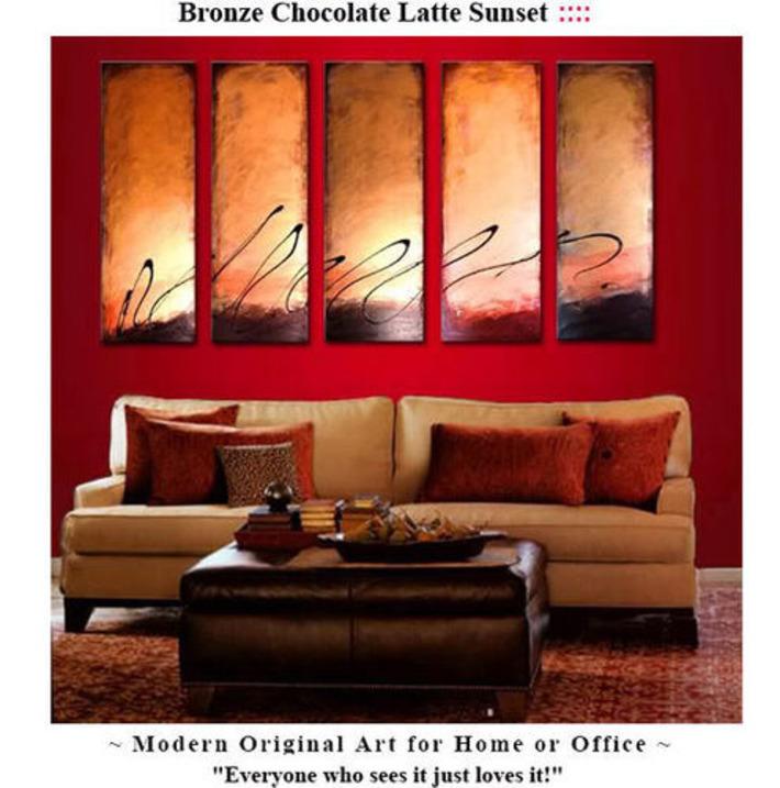 Splashy Art by Robert R Buy Paintings Abstract Art Modern Paintings Online | ❤ Social Media Art ❤ | Scoop.it