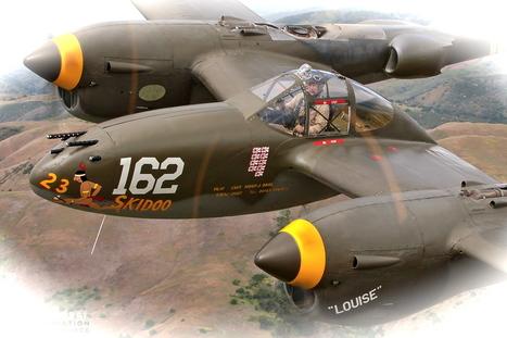 flygcforum.com - How to fly a WW2 Warbird   AMAZING things!   Scoop.it