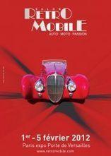Rétromobile 2012 (1 au 5/02) : la FFSA célèbre l'histoire - FFSA | Automobile | Scoop.it