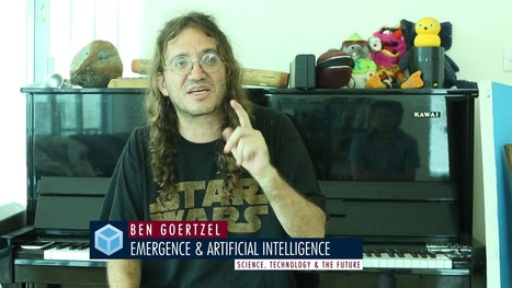 Ben Goertzel - Emergence, Reduction & Artificial Intelligence - YouTube | leapmind | Scoop.it