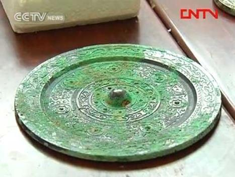 Eastern Han Dynasty relics found in Anhui tombs | Ancient city | Scoop.it