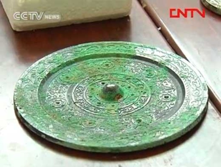 Eastern Han Dynasty relics found in Anhui tombs | Antiques & Vintage Collectibles | Scoop.it