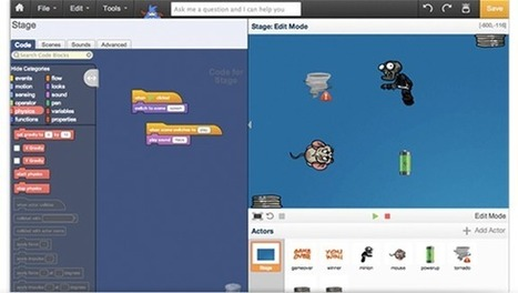 Tynker for Schools | Video Game Design for Schools | Scoop.it