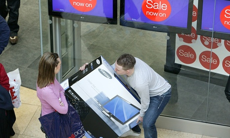 Retail industry sets goals for World Cup profits - The Guardian   Retail   Scoop.it