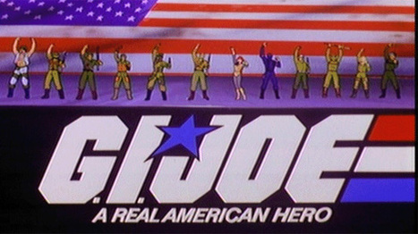 'G.I. Joe: A Real American Hero': The Five Most Insane Episodes | Dragon ball Z | Scoop.it