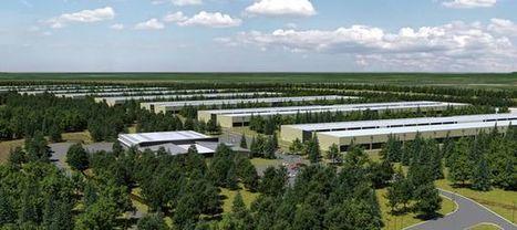 Apple va créer ses deux premiers datacenters en Europe | Datacenters | Scoop.it