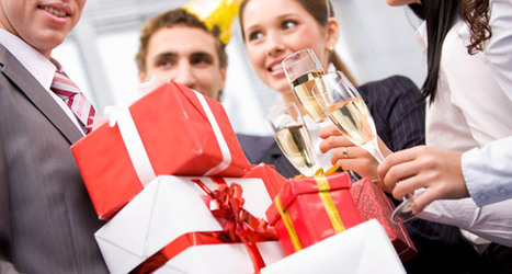 #Corporate Holiday Gifts: The Best Way to Motivate Employees | All About Self Improvement | Scoop.it