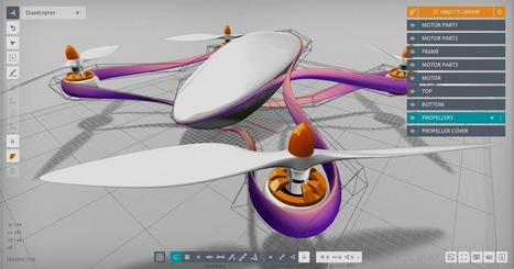 VECTARY | The Online 3D Modeling Tool | 3D Printing and Fabbing | Scoop.it