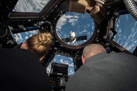 Culprit Found In Blurry Astronaut Vision Mystery - Universe Today | New Space | Scoop.it
