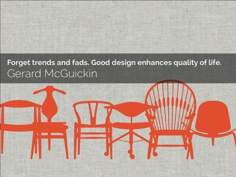 No Trends or Fads Says Dieter Rams via @HaikuDeck by G. McGuickin | Curation Revolution | Scoop.it