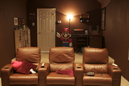 The Ideal Home Theater and Entertainment Center Furniture | Refurbishment Inspiration | Scoop.it