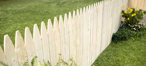 Install a Wood Fence   Buying Wooden Fence in Woodstock   Scoop.it