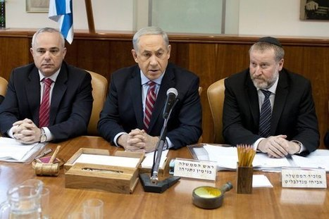 Israel Calls Iranian Nuclear Pact Bad Deal for Allowing Enrichment to Continue | TAR Ideal Concepts | Scoop.it
