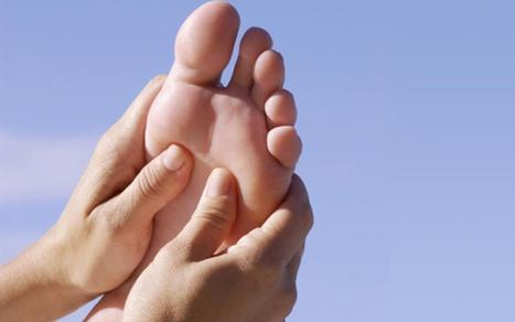How a foot massage can help pregnant women deliver | Locally Healthy | Holistic Health News | Scoop.it