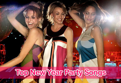 Top New Year Songs Most Popular Party Songs List 2015 | New Songs and Movies List | It's All About Entertainment | Scoop.it
