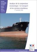 (France) Analyse de la conjoncture économique du transport maritime au premier semestre 2016 | Ministère de l'Environnement, de l'Energie et de la Mer | PSN - Filière Logistique-Portuaire | Scoop.it