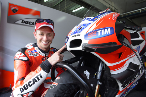 Casey Stoner confirms his presence at World Ducati Week 2016 | Motorcycle Industry News | Scoop.it