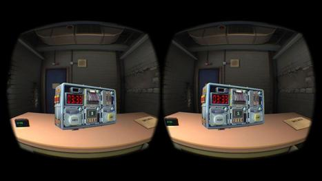 5 Samsung Gear VR games you need to try right now | itsyourbiz - Travel - Enjoy Life! | Scoop.it