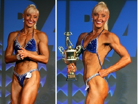 Help Sarah become World Champion...aged 45! 'It's never too late, you just have to start'. | Figure Physique Magazine | Scoop.it